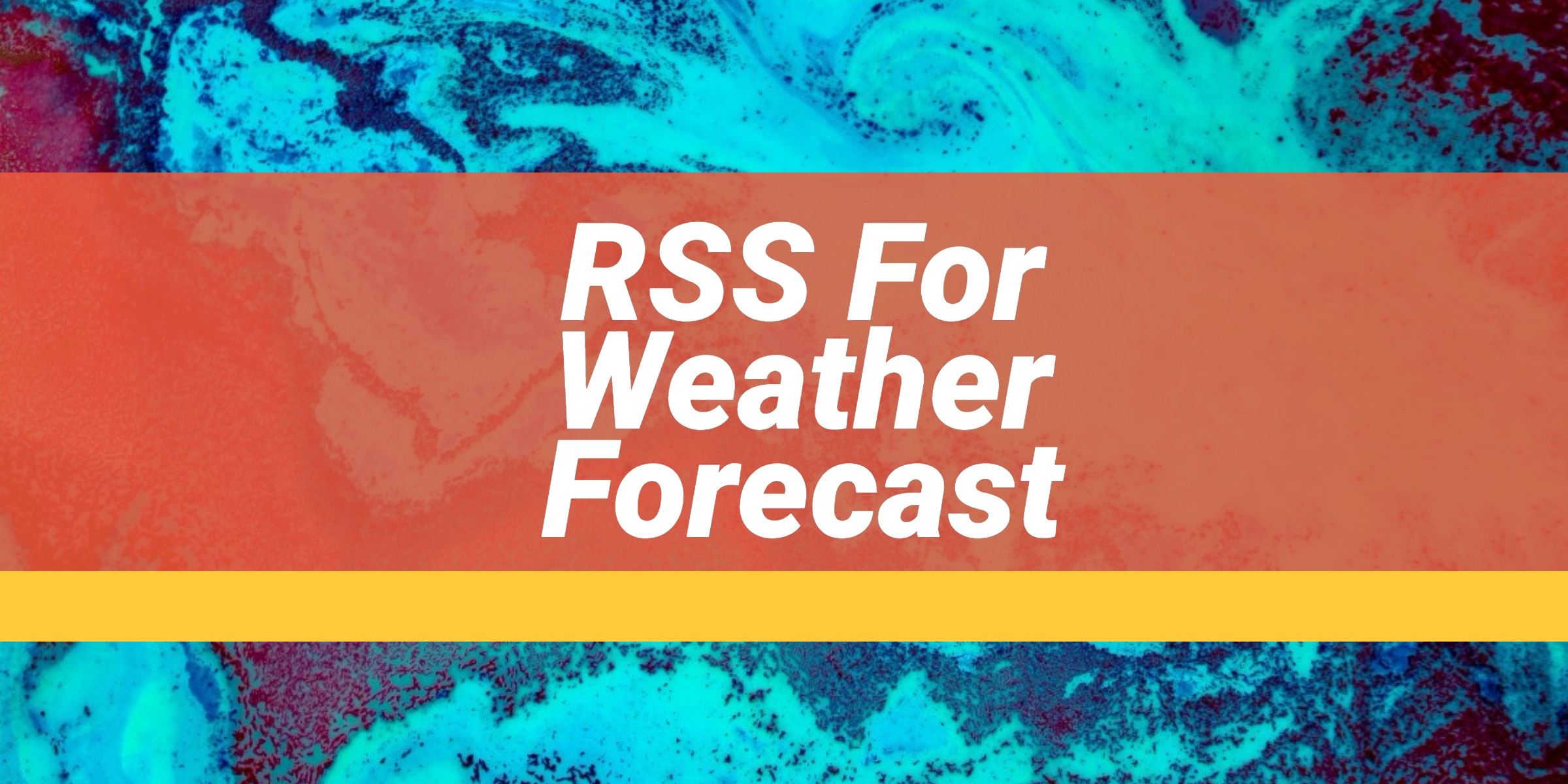 Weather RSS feeds - Feeder Knowledge Base on waco weather map, weather for south texas counties map, nebraska weather map,