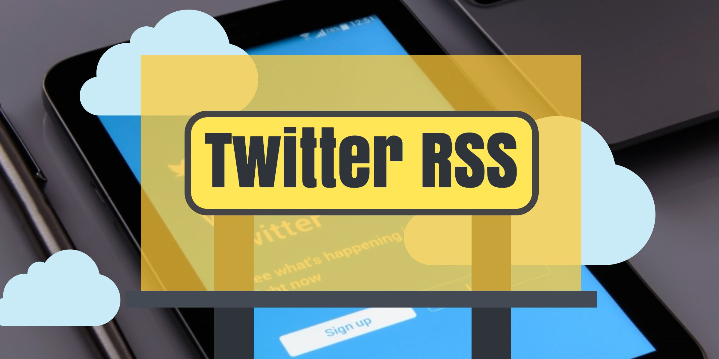 Twitter RSS feeds - Feeder Knowledge Base